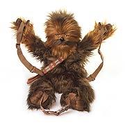 Star Wars Chewbacca Back Buddy