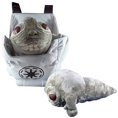 Star Wars Clone Wars Rotta the Hutt Back Buddy