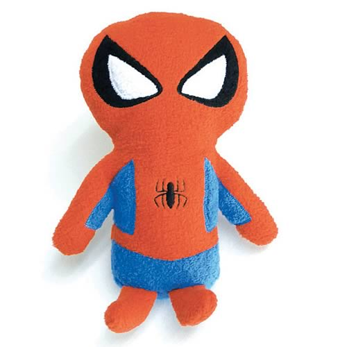 Spider-Man Footzeez Plush