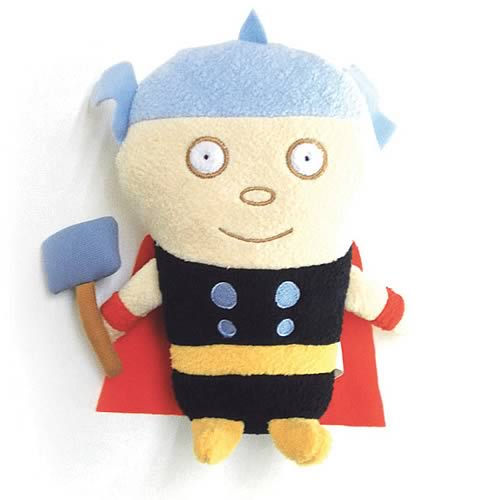 Thor Footzeez Plush