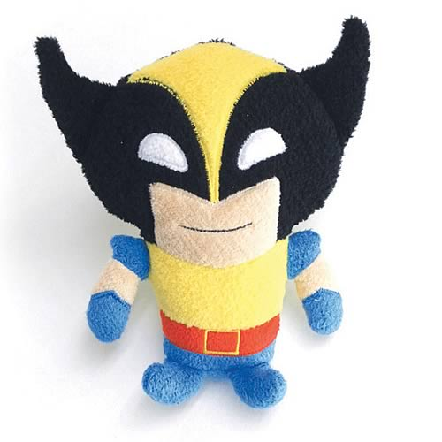 Wolverine Footzeez Plush