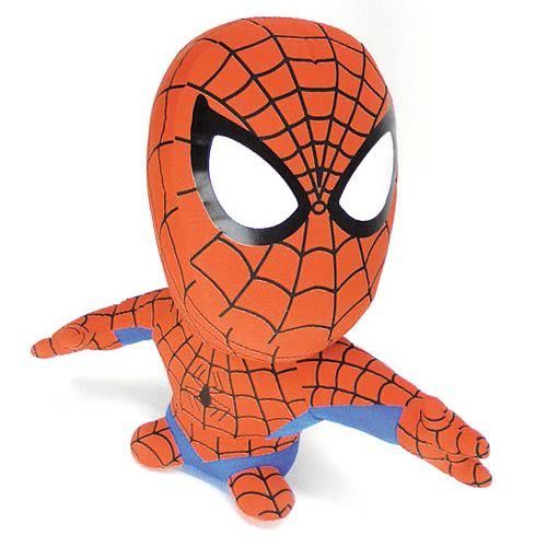 Spider-Man 15-inch Large Deformed Plush