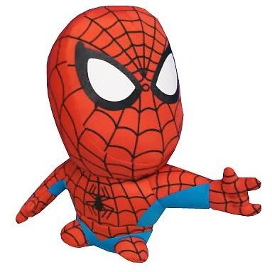 Spider-Man Super Deformed Plush