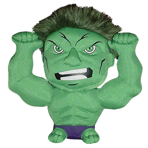Hulk Super Deformed Plush