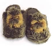 Star Wars Chewbacca Slippers