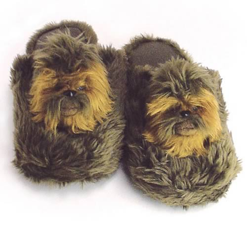 Star Wars Chewbacca Large Slippers
