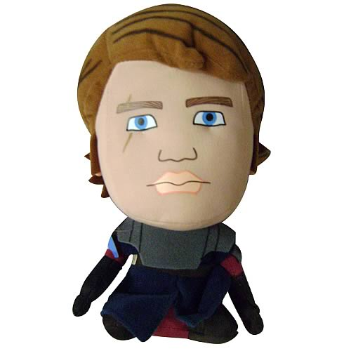 Star Wars Anakin Skywalker Super Deformed Plush