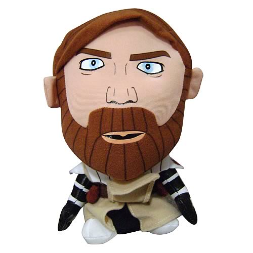 Star Wars Obi-Wan Kenobi Super Deformed Plush