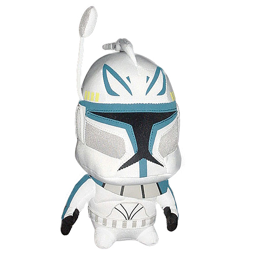 Star Wars Clone Commander Rex Super Deformed Plush
