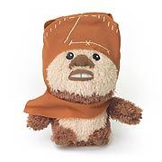 Star Wars Super Deformed Wicket the Ewok Plush