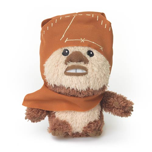 Star Wars Wicket the Ewok  Super Deformed Plush