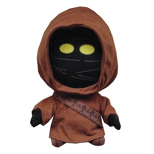 Star Wars Jawa Super Deformed Plush