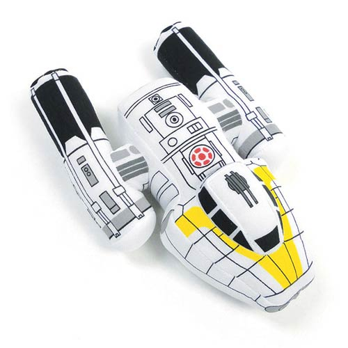 Star Wars The Clone Wars Y-Wing Bomber Vehicle Plush