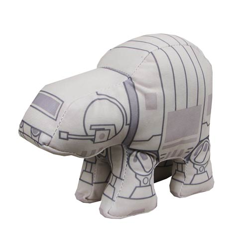Star Wars AT-AT Super Deformed Vehicle Plush