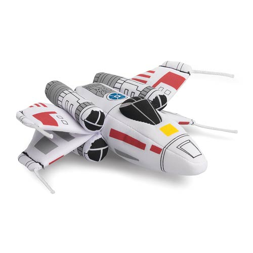 Star Wars X-Wing Fighter Super Deformed Vehicle Plush