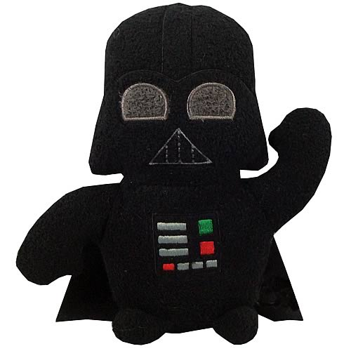 Star Wars Darth Vader Footzeez Plush