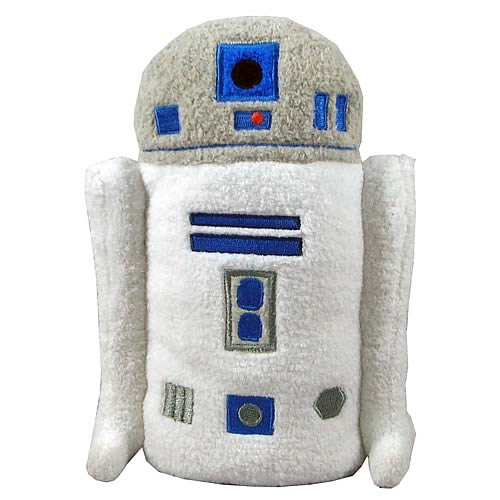 Star Wars R2-D2 Footzeez Plush
