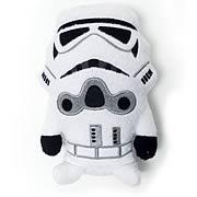 Star Wars Stormtrooper Footzeez Plush