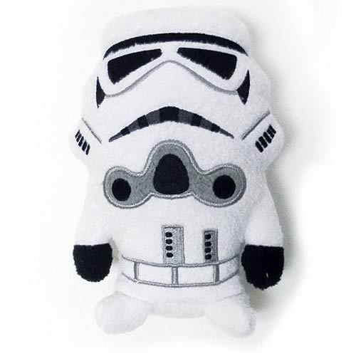 Star Wars Stormtrooper Footzeez Plush