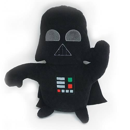 Star Wars Darth Vader Big Footzeez Plush