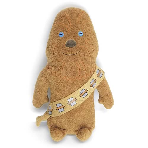 Star Wars Chewbacca Big Footzeez Plush