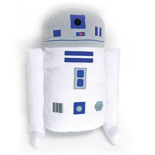Star Wars R2-D2 Big Footzeez Plush