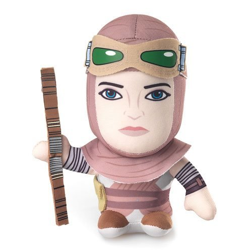 Star Wars VII Rey Super Deformed Plush