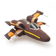 Star Wars Episode VII Resistance X Wing Fighter Plush