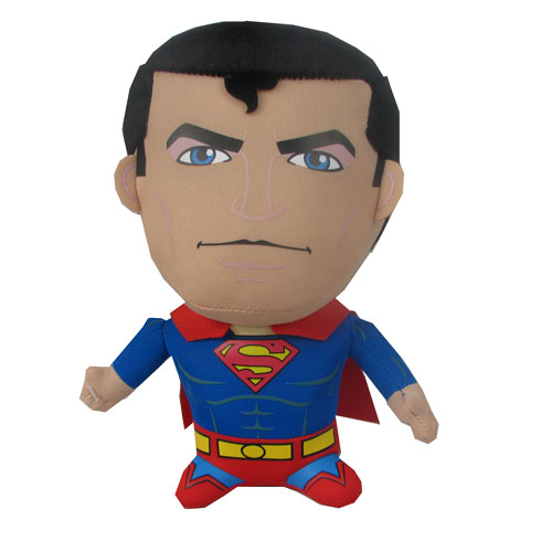 Superman Super Deformed 7-Inch Plush