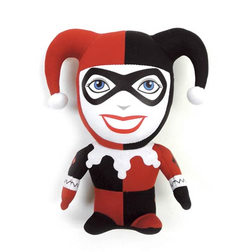 Batman Harley Quinn Super Deformed 7-Inch Plush