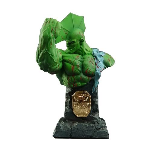 Savage Dragon Artist Proof Bust