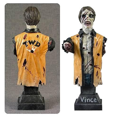 The Walking Dead Vince Torso Bust