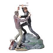 The Walking Dead Rick Grimes Statue