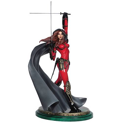 Magdalena Patience Variant Artifacts Statue