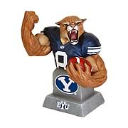 BYU Cougars Football Mascot Bust