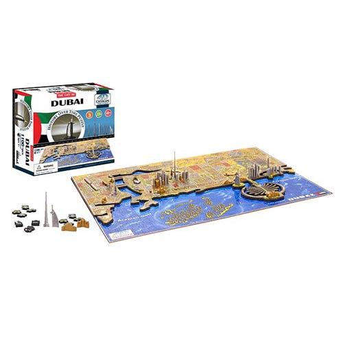 Dubai UAE 4D Puzzle