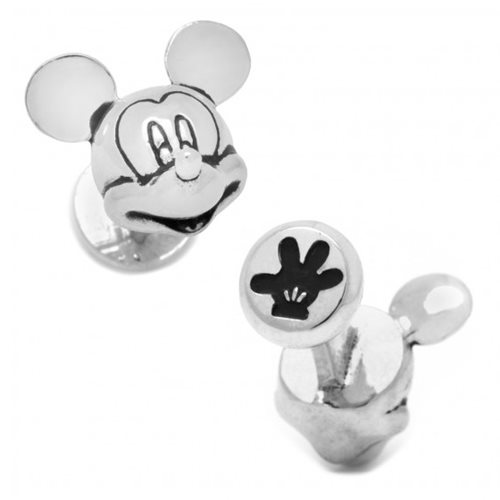 Mickey Mouse 3D Cufflinks