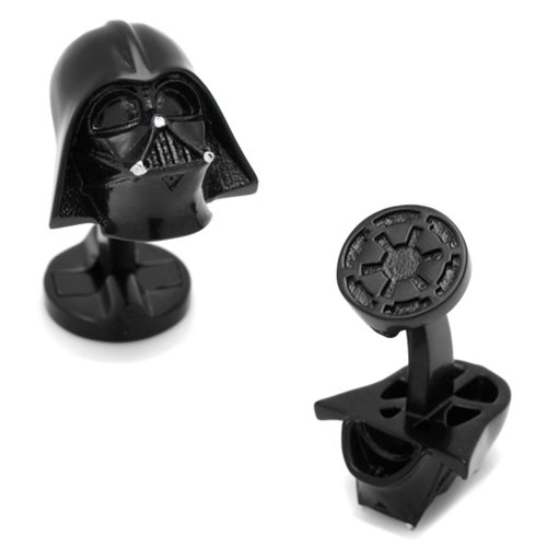 Star Wars Darth Vader 3D Cufflinks