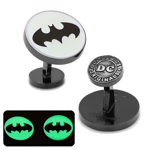 Batman_Signal_GlowintheDark_Cufflinks
