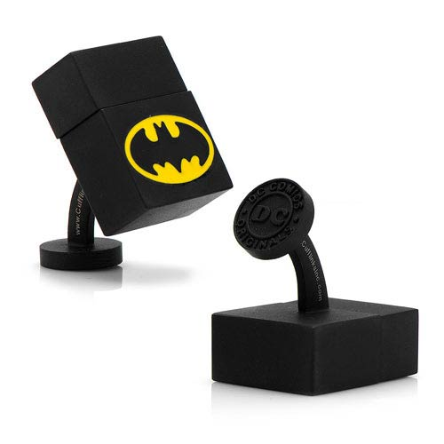 Batman Logo 4GB USB Cufflinks