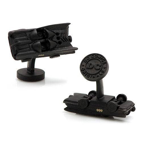 Batman Classic Batmobile Cufflinks