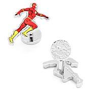Flash Running Action Cufflinks