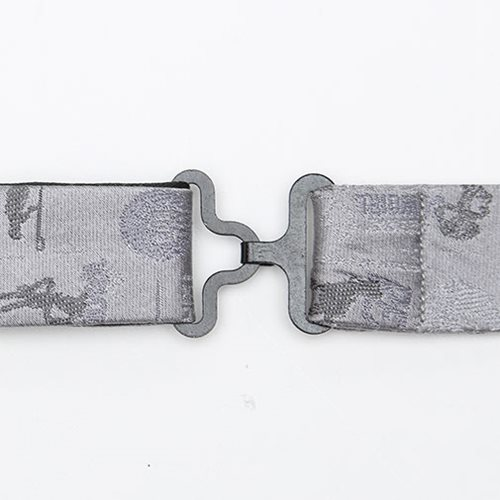 Toy Story 4 Characters Gray Men's Bow Tie
