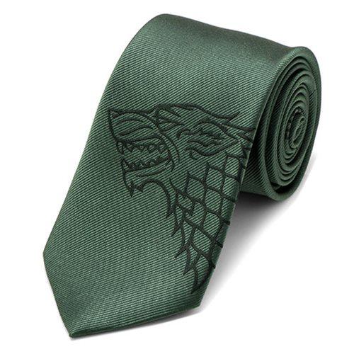 Game_of_Thrones_Stark_Direwolf_Green_Mens_Tie