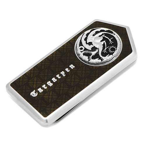 Game of Thrones Targaryen Filigree Money Clip