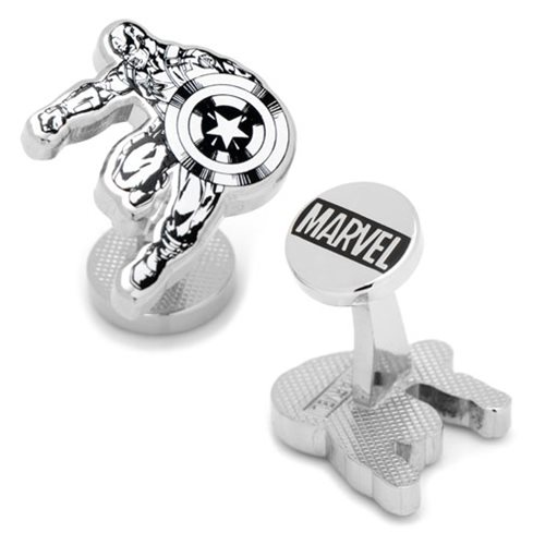 Captain_America_Ink_Action_Cufflinks