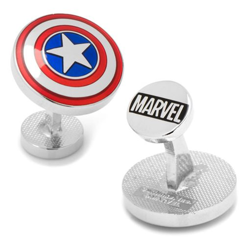 Avengers_Captain_America_Shield_Cufflinks