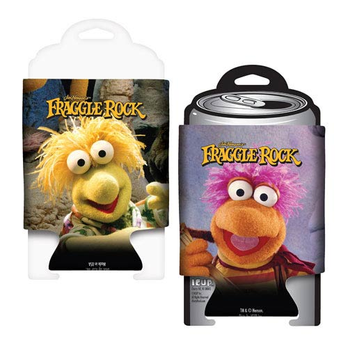 Fraggle Rock Gobo and Wembley Can Hugger