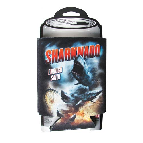 Sharknado Enough Said Can Hugger
