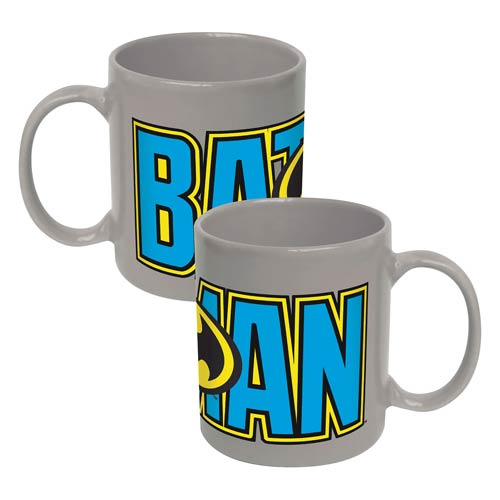 Batman Logo Wrap Mug